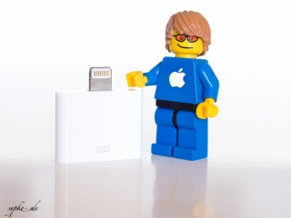 Apple Lightning Dock Adapter