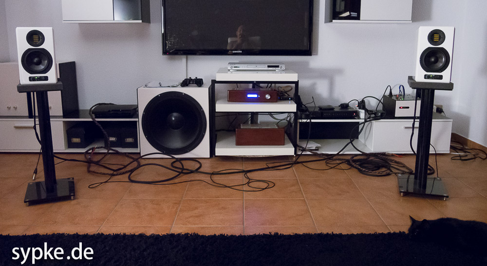 zeit zum wechseln studiotechnik im wohnzimmer 2. Black Bedroom Furniture Sets. Home Design Ideas