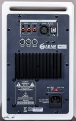 Adam Audio Artist 5 - Der Verstärkereinschub mit diversen Einstellmöglichkeiten