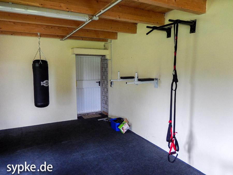 Home gym selber bauen  PITT-Hooks für intensiveres Training ? - Sypke.deSypke.de