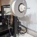 Anycubic I3 Mega - der beste Filamenthalter