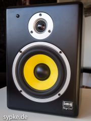 Aktiver Studiomonitor IMG Stage Line SOUND-65/SW Frontansicht