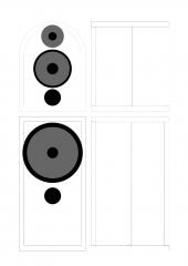 SB 18-10 - Meine Interpretation inklusive 25cm Aktivsubwoofer