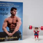 """Rezension : """"keep it simple"""" von Jürgen Stickelbrock"""