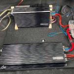 Hifi im Chrysler 300C Teil 3 : Einbau Verstärker + DSP