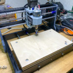Neues Tool : SainSmart Genmitsu Pro CNC Fräse / Gravierer 3018