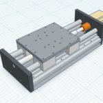 reDesign und Z-Achse - die QmF (Quadratmeter-Fräse) |Teil 2