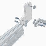 Bau des Grundrahmens der QmF (Quadratmeter-Fräse) |Teil 3